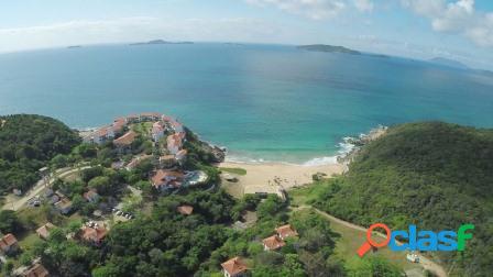 Búzios - rj - praia das caravelas - 2 terrenos na praia das caravelas buzio