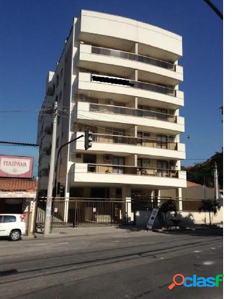 Rio de janeiro/rj - jacarepaguá - apartamento 2 qtos sendo 1 suíte 1 vaga