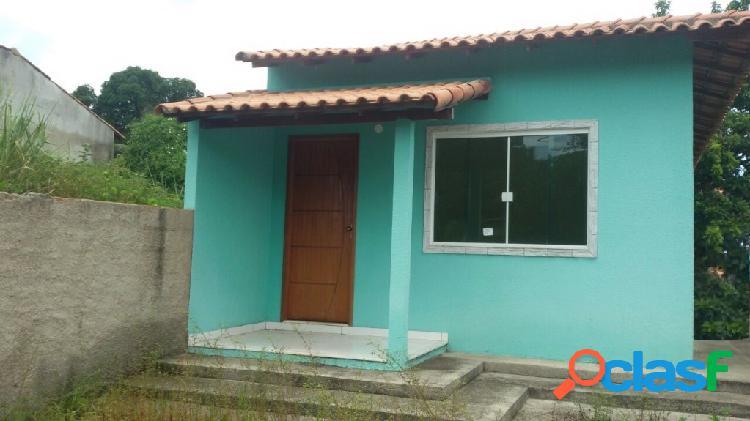 Itaboraí/rj - joaquim de oliveira - casa 2 quartos 3 vagas