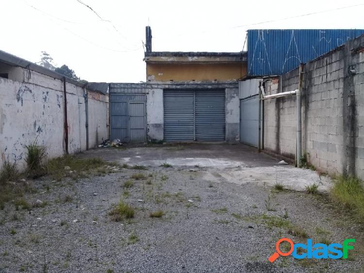 Ribeirão pires - sp - centro - excelente galpão para locação