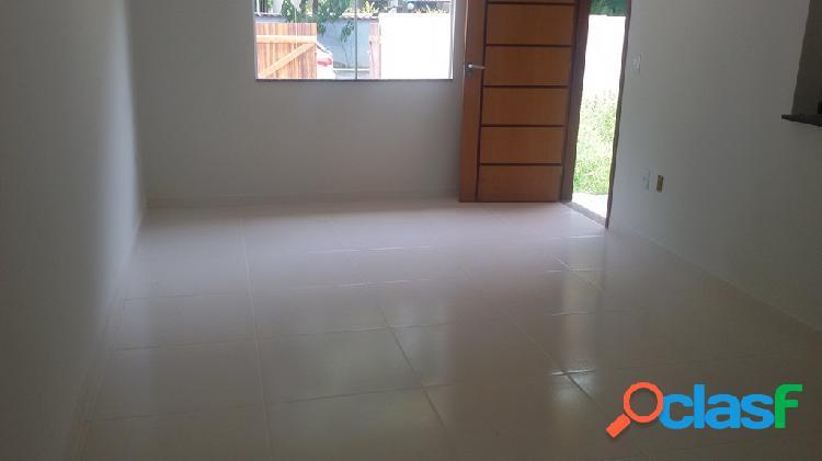Maricá/RJ - Ponta Negra - Casa 2 quartos sendo 1 suíte 1 vaga 1