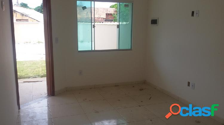 Maricá/RJ - Ponta Negra - Casa 2 quartos sendo 1 suíte 1 vaga 3