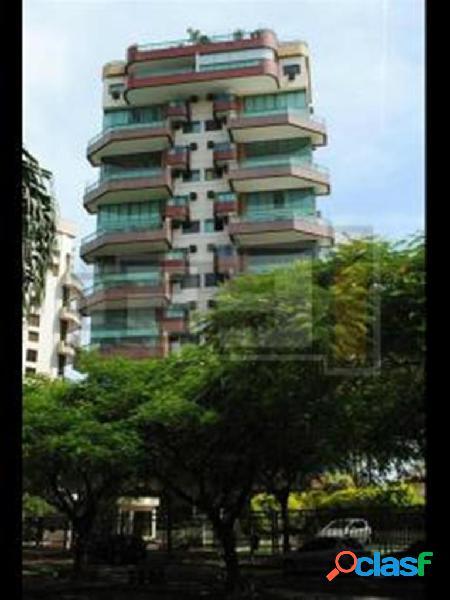 Rio de janeiro/rj - barra da tijuca - apartamento 4 quartos sendo 2 suítes