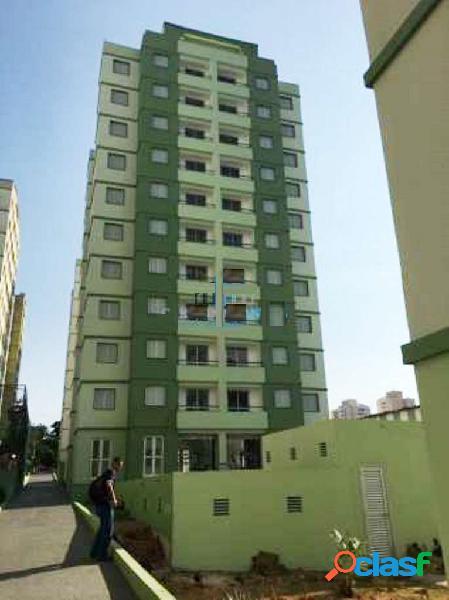 São paulo/sp - jardim 9 de julho - apartamento 2 quartos 1 vaga
