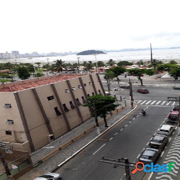 Apartamento com 2 dormitórios à venda, 90 m² por R$ 375.000 - Boa Vista - São Vicente/SP