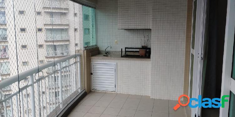 Excelente apto com 3 suites, 3 vagas, lazer completo, varanda gourmet