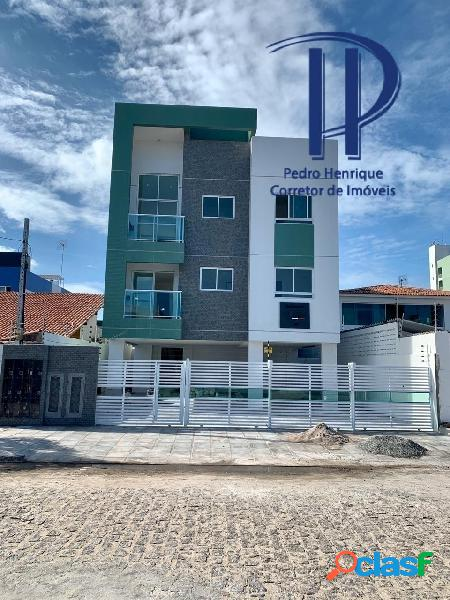 Apartamento no bessa de 02 quartos (1 suíte) e 3 quartos (1 suíte)