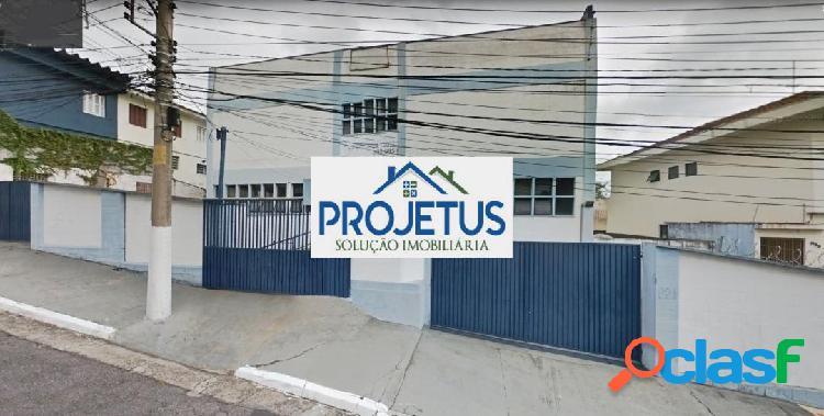 Casa comercial com 1.707 m2 em planalto paulista. prox. aeroporto congonhas