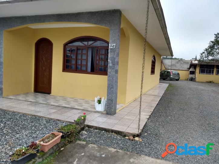 Casa com 03 quartos - joinville/sc
