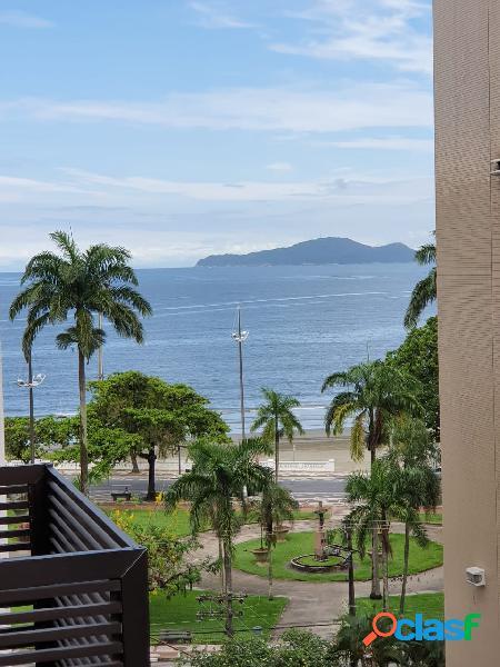 Excelente apartamento de 3 dorm com 2 suítes em Santos na Ponta da Praia. 3