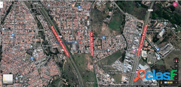 Terreno comercial Residencial. Vila Aeroporto l 2
