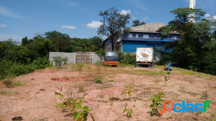 Terreno para a venda em santana de parnaíba 5000 m2, área industrial