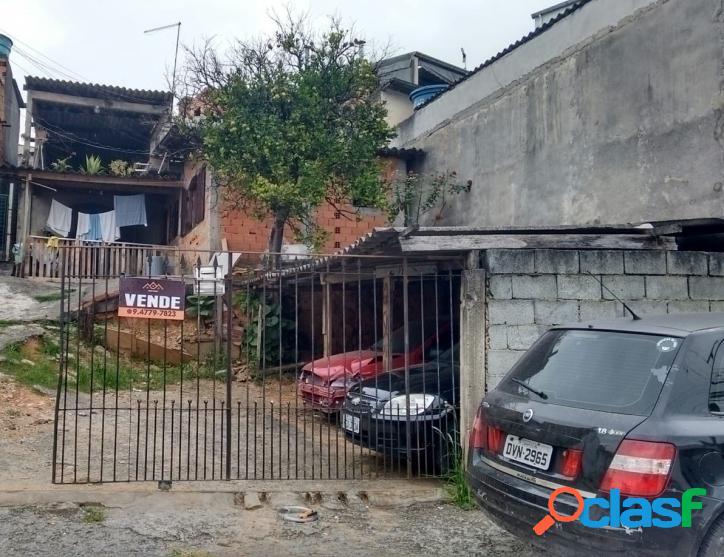 Vende um terreno com 338 m2, com 02 casas, valor r$ 350,000,00.