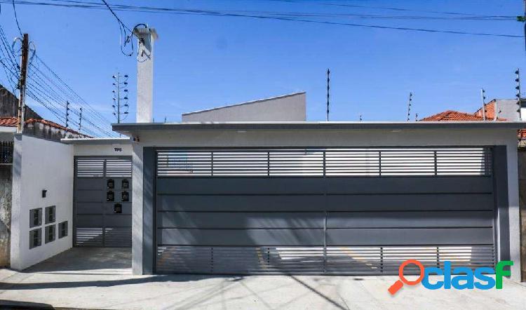 Casa em condomínio fechado para venda uma trav da av julio buono
