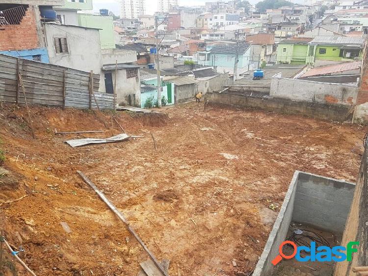Terreno para venda com 500m2 no lauzane paulista