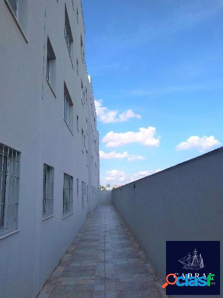 Apartamento 2 quartos com excelente acabamento no bairro dom bosco