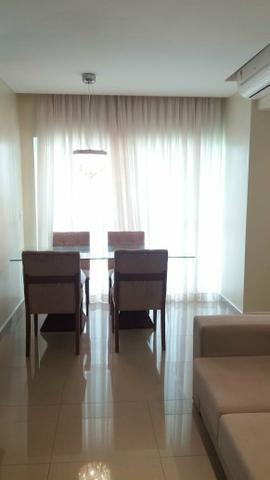 Apartamento reserva das praias/ 100% mobiliado / andar alto