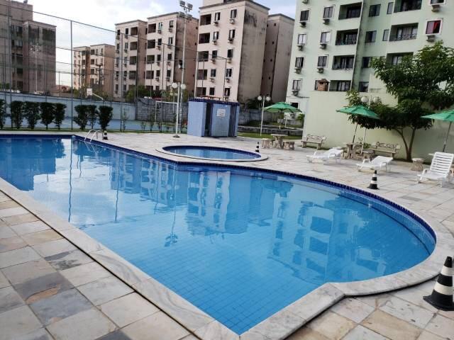 Apartamento mobiliado no residencial porto alegre