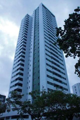 Apartamento para alugar 3 quartos em boa viagem - prox. ao