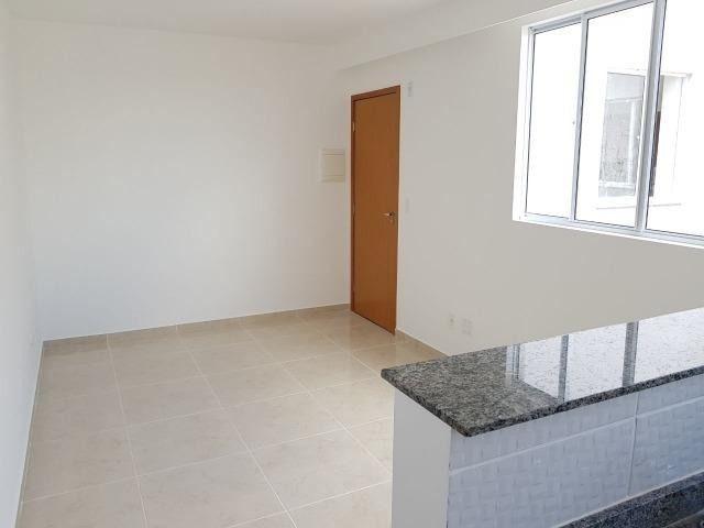 Casa 2 quartos nova e facil financiar minha casa minha vida