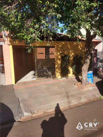 Casa com 2 quartos - bairro san fernando em londrina