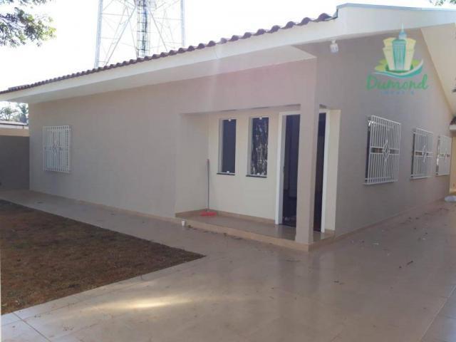 Casa com 3 dormitórios para alugar com 152 m² por r$