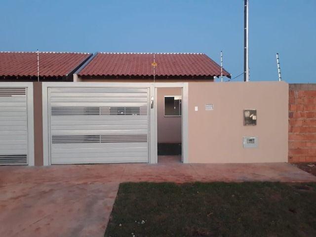 Casa nova no bela laguna - documentação inclusa