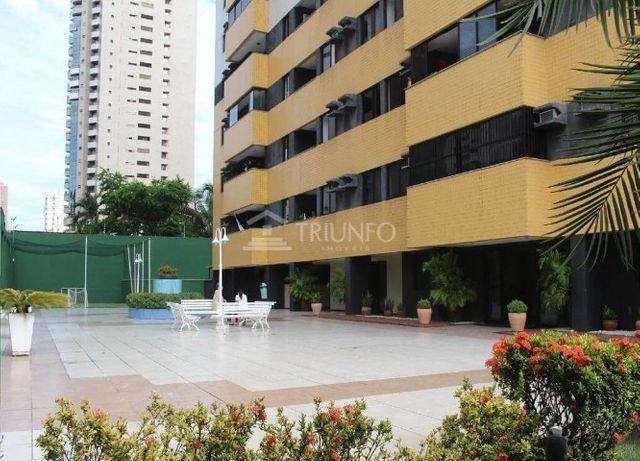 Hn)tr37947- apartamento no meireles com 94m², 3 quartos, 2