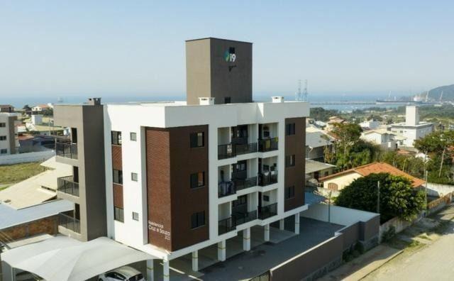 Lindo apartamento mobiliado na praia da villa em imbituba