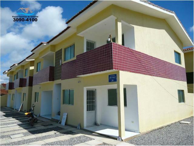 Ref. 7. casas excelentes em pau amarelo - com 2 quartos