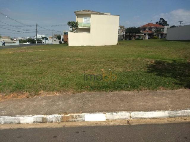 Terreno à venda - condomínio vila azul - sorocaba/sp