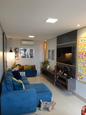 Vieiralves - apartamento mobiliado - alugo santa clara