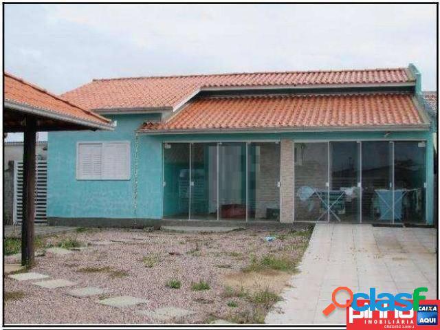 Casa 02 dormitórios, venda direta caixa, bairro zona sul, balneário rincão, sc, assessoria gratuita na pinho
