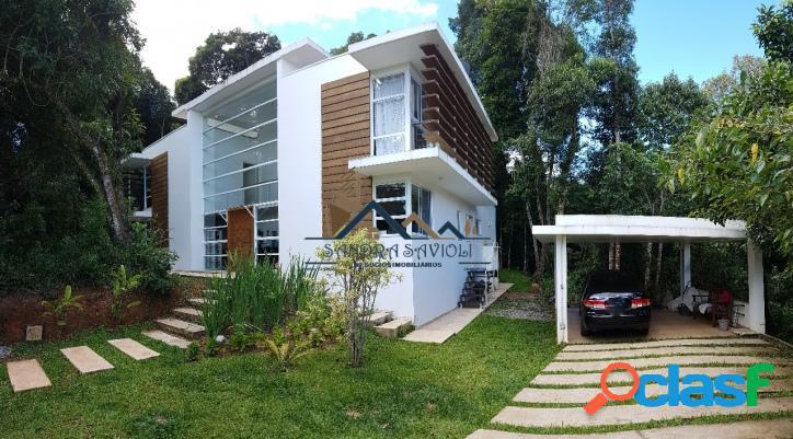 Casa em condomínio alto padrão são roque