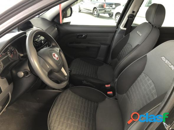 Fiat palio weekend adv. ext. 1.8 flex preto 2016 1.8 flex