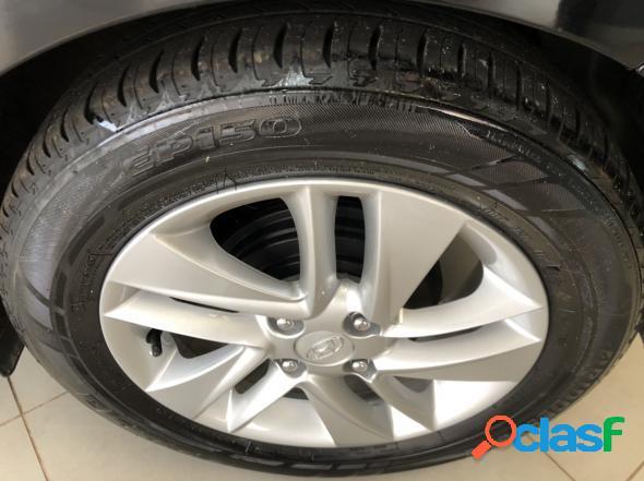 Hyundai hb20 premium 1.6 flex 16v mec. preto 2013 1.6 flex