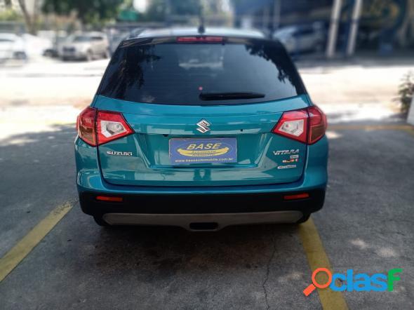 Suzuki vitara 4you allgrip 1.6 16v aut. azul 2018 1.6 16v gasolina