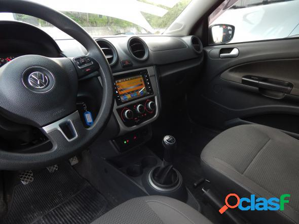 Volkswagen saveiro trooper 1.6 mi total flex 8v prata 2013 1.6 flex