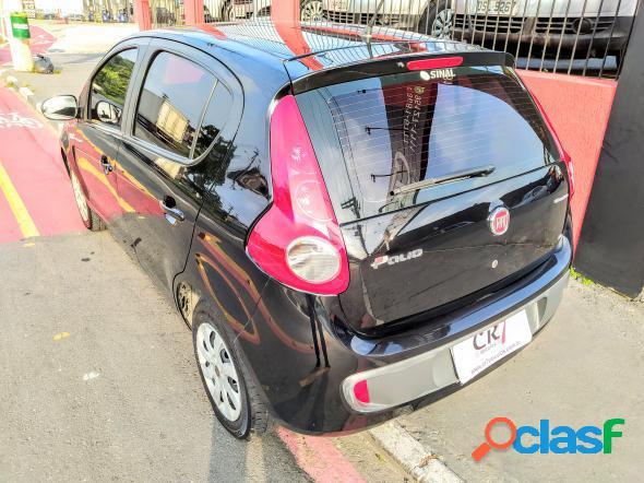 Fiat palio attra.italia 1.4 evo f.flex 8v 5p preto 2014 1.4 gasolina