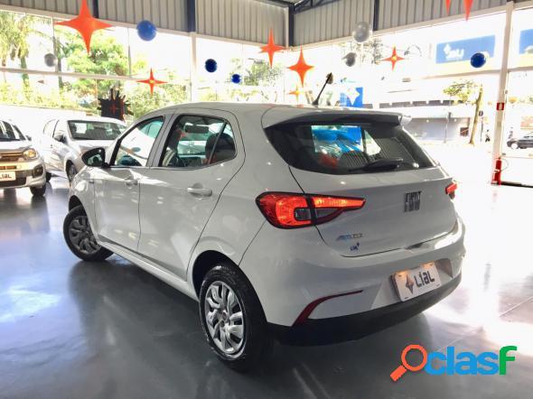 Fiat argo drive 1.0 6v flex branco 2019 1.0 flex