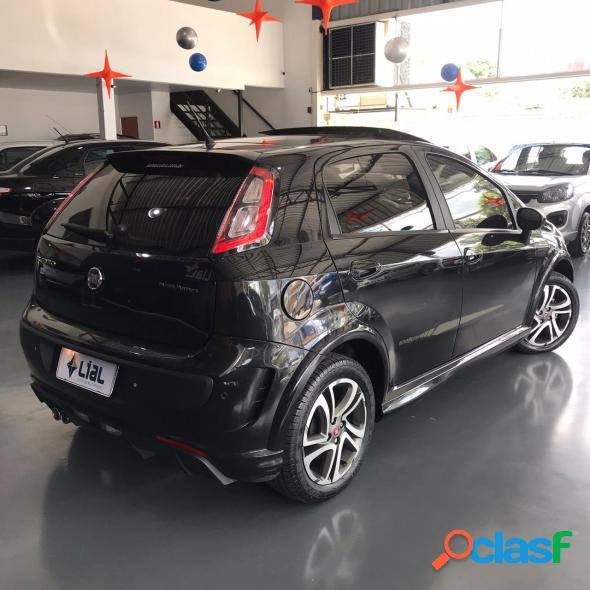 Fiat punto blackmotion dual. 1.8 flex 16v 5p preto 2016 1.8 flex