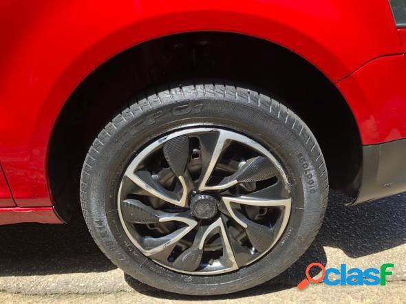 Volkswagen fox city 1.0 mi 1.0mi total flex 8v 5p vermelho 2010 1.0 flex
