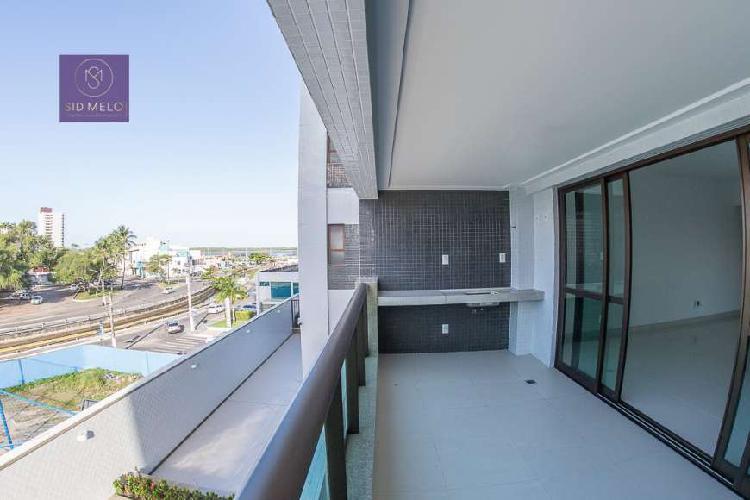 Apartamento alto padrão para venda em treze de julho