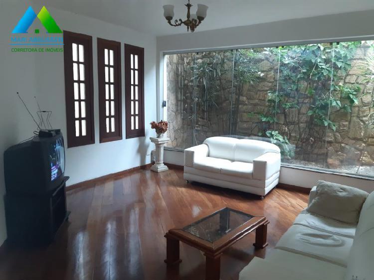 Casa à venda bairro bandeirantes, 5 quartos, 8 vagas em