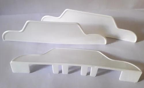 Cantoneira cama box casal 6 peças ou solt branca protetor
