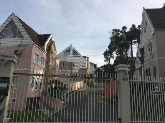 Casa condominio santa felicidade 4 suítes 3 vagas garagens