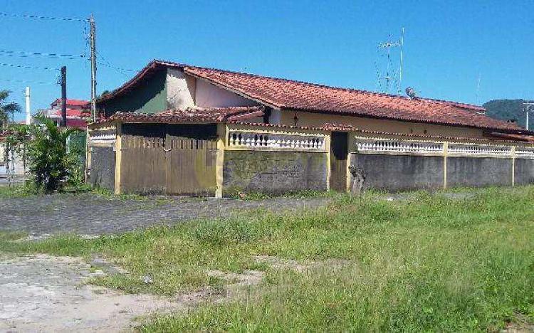 Casa a venda no florida mirim - mongaguá - sp.