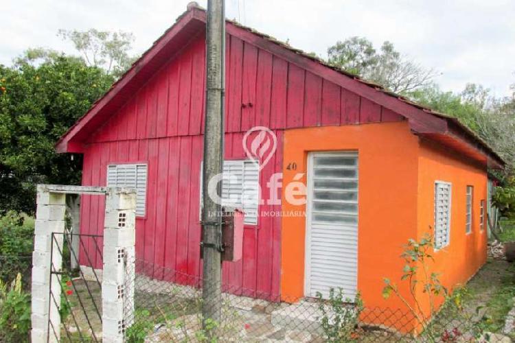Casa residencial 2 dormitórios à venda - boca do monte,