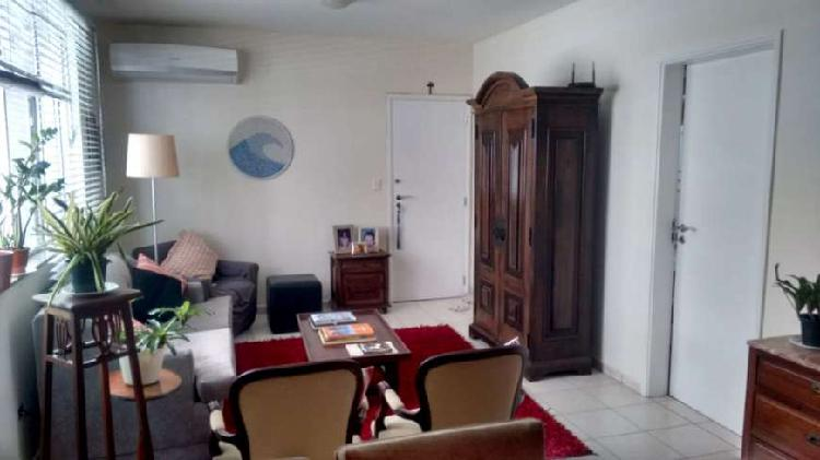 Excelente apartamento 3 dorm - 130m² - josé menino em