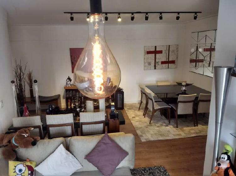 Edifício lenita - apartamento 115 m² - 3 dormitórios -